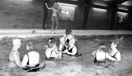 Wassersport, Senior Sport, Ute Leende Kurs