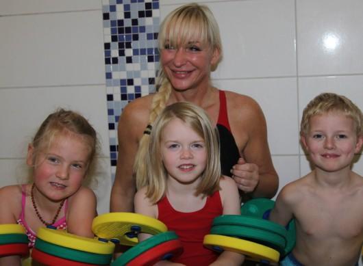Premiumschwimmschule, Lernkurs Schwimmen, Kinder Selbstvertrauen