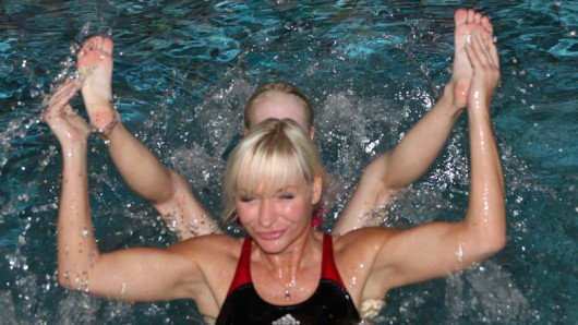 Leenders Schwimmlernkurs, Schwimmschule Nottuln, Kinder Kurs Schwimmen