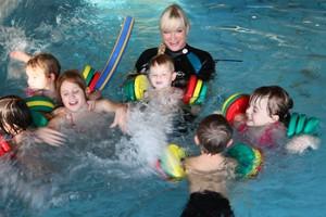 Tauchkurs, Schwimmschule Aufbaukurs, Kiddy Kurse Nottuln